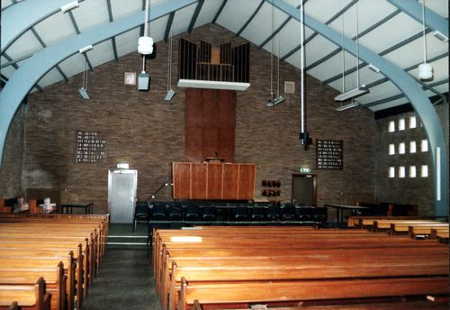 Verbouwing Fontein Kerk voor